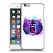 Official Chobopop Animals Lilac Geometric Bear Hard Back Case For Apple Iphone 6 Plus / 6S Plus