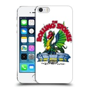 Official The Rolling Stones Key Art Dragon Hard Back Case For Apple Iphone 5 / 5S / Se