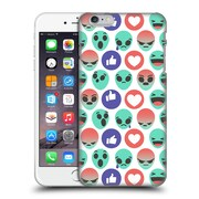 Official Chobopop Aliens Reactions Prints Hard Back Case For Apple Iphone 6 Plus / 6S Plus