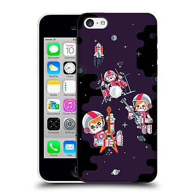 Official Chobopop Illustrations Space Rock Hard Back Case For Apple Iphone 5C