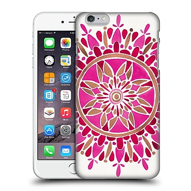 Official Cat Coquillette Mandala Magenta Hard Back Case For Apple Iphone 6 Plus / 6S Plus