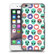 Official Chobopop Aliens Reactions Prints Hard Back Case For Apple Iphone 6 / 6S