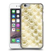 Official Caitlin Workman Modern Organic Burst Gold Hard Back Case For Apple Iphone 6 / 6S