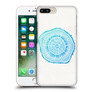 Official Cat Coquillette Nature Blue Paper Birch Hard Back Case For Apple Iphone 7 Plus