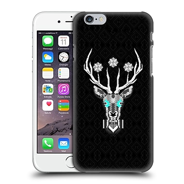 Official Chobopop Animals Silver Stag Hard Back Case For Apple Iphone 6 / 6S