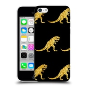 Official Chobopop Dinosaurs Golden T-Rex Hard Back Case For Apple Iphone 5C