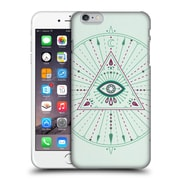 Official Cat Coquillette Mandala Evil Eye Green Hard Back Case For Apple Iphone 6 Plus / 6S Plus