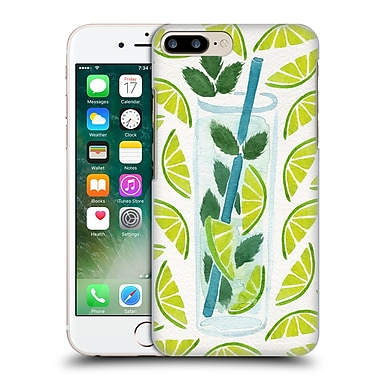 Official Cat Coquillette Mixed Drinks Mojito Hard Back Case For Apple Iphone 7 Plus