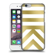 Official Caitlin Workman Modern Gold 03 Hard Back Case For Apple Iphone 6 / 6S