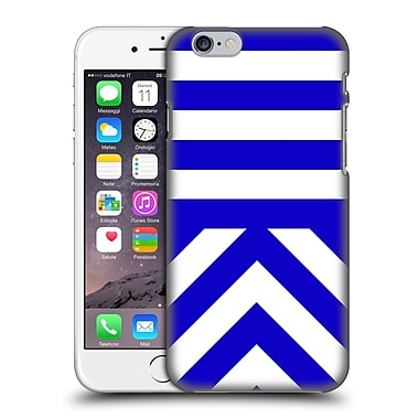 Official Caitlin Workman Modern Blue 03 Hard Back Case For Apple Iphone 6 / 6S