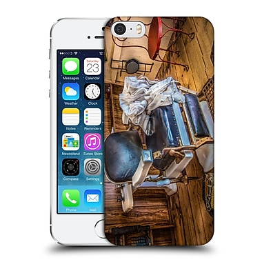 Official Celebrate Life Gallery Tools The Barber'S Chair Hard Back Case For Apple Iphone 5 / 5S / Se