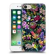 Official Celandine Tropical Pattern Stand Out Dark Hard Back Case For Apple Iphone 7