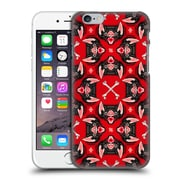 Official Chobopop Animals Bat Face Pattern Hard Back Case For Apple Iphone 6 / 6S