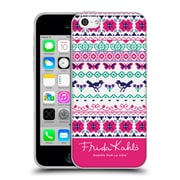 Official Frida Kahlo Coyoacan Patterns Blooms Soft Gel Case For Apple Iphone 5C