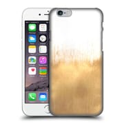 Official Caitlin Workman Modern Brushed Gold Hard Back Case For Apple Iphone 6 / 6S
