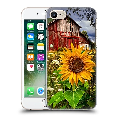 Official Celebrate Life Gallery Florals Barn Meadow Flowers Hard Back Case For Apple Iphone 7