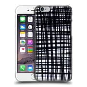 Official Caitlin Workman Patterns Brushed Check Hard Back Case For Apple Iphone 6 / 6S