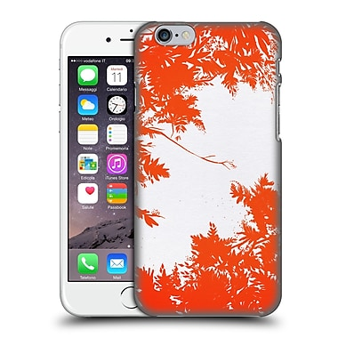 Official Caitlin Workman Organic Spring Night'S Sky Red Hard Back Case For Apple Iphone 6 / 6S
