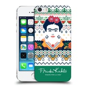 Official Frida Kahlo Coyoacan Patterns Peacock Hard Back Case For Apple Iphone 5 / 5S / Se