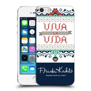 Official Frida Kahlo Coyoacan Patterns Viva La Vida Hard Back Case For Apple Iphone 5 / 5S / Se