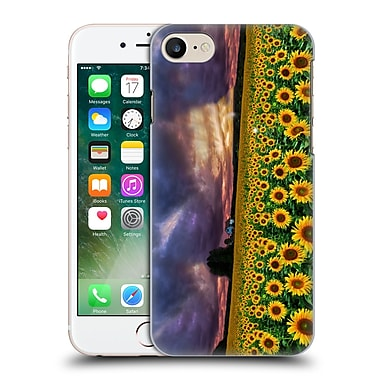 Official Celebrate Life Gallery Florals Stormy Sunrise Hard Back Case For Apple Iphone 7