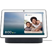"Nest Hub Max 10"" Smart Display with Webcam, Charcoal (GA00639-US)"