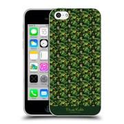 Official Frida Kahlo Tropical Monkey Pattern Soft Gel Case For Apple Iphone 5C