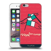 Official Frida Kahlo Doodle Mexico Soft Gel Case For Apple Iphone 6 / 6S