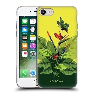 Official Frida Kahlo Tropical Birds On Branches Soft Gel Case For Apple Iphone 7