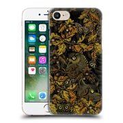 Official Celandine Camouflage Fit In Orange Hard Back Case For Apple Iphone 7