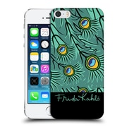 Official Frida Kahlo Peacock Feathers Hard Back Case For Apple Iphone 5 / 5S / Se