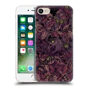 Official Celandine Camouflage Fit In Mauve Hard Back Case For Apple Iphone 7