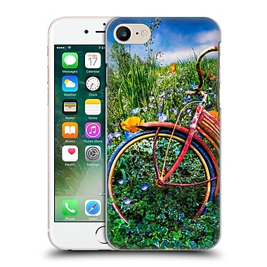 Official Celebrate Life Gallery Bicycle Wind At Your Back Hard Back Case For Apple Iphone 7