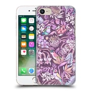 Official Celandine Tropical Pattern Stand Out Pastel Hard Back Case For Apple Iphone 7