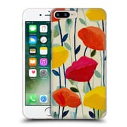 Official Carrie Schmitt Florals Cheerful Poppies Hard Back Case For Apple Iphone 7 Plus