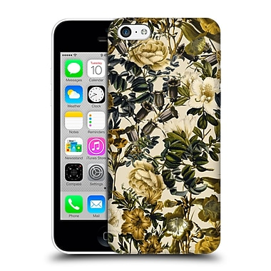 Official Burcu Korkmazyurek Floral Warm Winter Garden Hard Back Case For Apple Iphone 5C