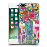 Official Carrie Schmitt Florals Amazing Vase Hard Back Case For Apple Iphone 7 Plus