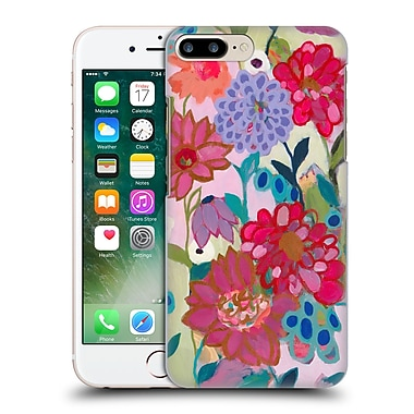 Official Carrie Schmitt Florals Adventures On The Garden Patch Hard Back Case For Apple Iphone 7 Plus