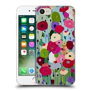 Official Carrie Schmitt Florals Making Wishes Hard Back Case For Apple Iphone 7