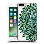 Official Cat Coquillette Mandala Peacock Turquoise Hard Back Case For Apple Iphone 7 Plus