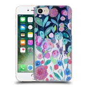 Official Carrie Schmitt Florals Solstice Hard Back Case For Apple Iphone 7