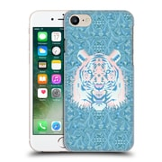 Official Chobopop Animals Pastel Tiger Hard Back Case For Apple Iphone 7