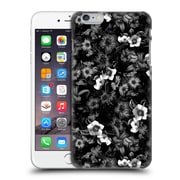 Official Burcu Korkmazyurek Floral Black And White Hard Back Case For Apple Iphone 6 Plus / 6S Plus