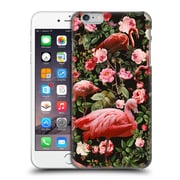 Official Burcu Korkmazyurek Birds And Floral Floral And Flamingo Hard Back Case For Apple Iphone 6 Plus / 6S Plus