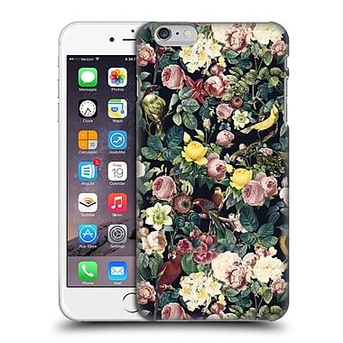 Official Burcu Korkmazyurek Birds And Floral Vintage Hard Back Case For Apple Iphone 6 Plus / 6S Plus