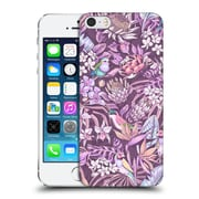 Official Celandine Tropical Pattern Stand Out Pastel Hard Back Case For Apple Iphone 5 / 5S / Se