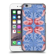 Official Chobopop Dinosaurs T-Rex Pattern Serenity Rose Quartz Hard Back Case For Apple Iphone 6 / 6S