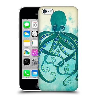 Official Cat Coquillette Sea Octopus Hard Back Case For Apple Iphone 5C