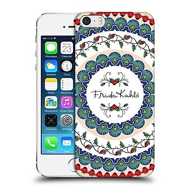 Official Frida Kahlo Peacock Mandala Hard Back Case For Apple Iphone 5 / 5S / Se