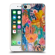 Official Carrie Schmitt Florals Exhalation Hard Back Case For Apple Iphone 7